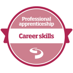 Professional Apprenticeship career skills Open Badge