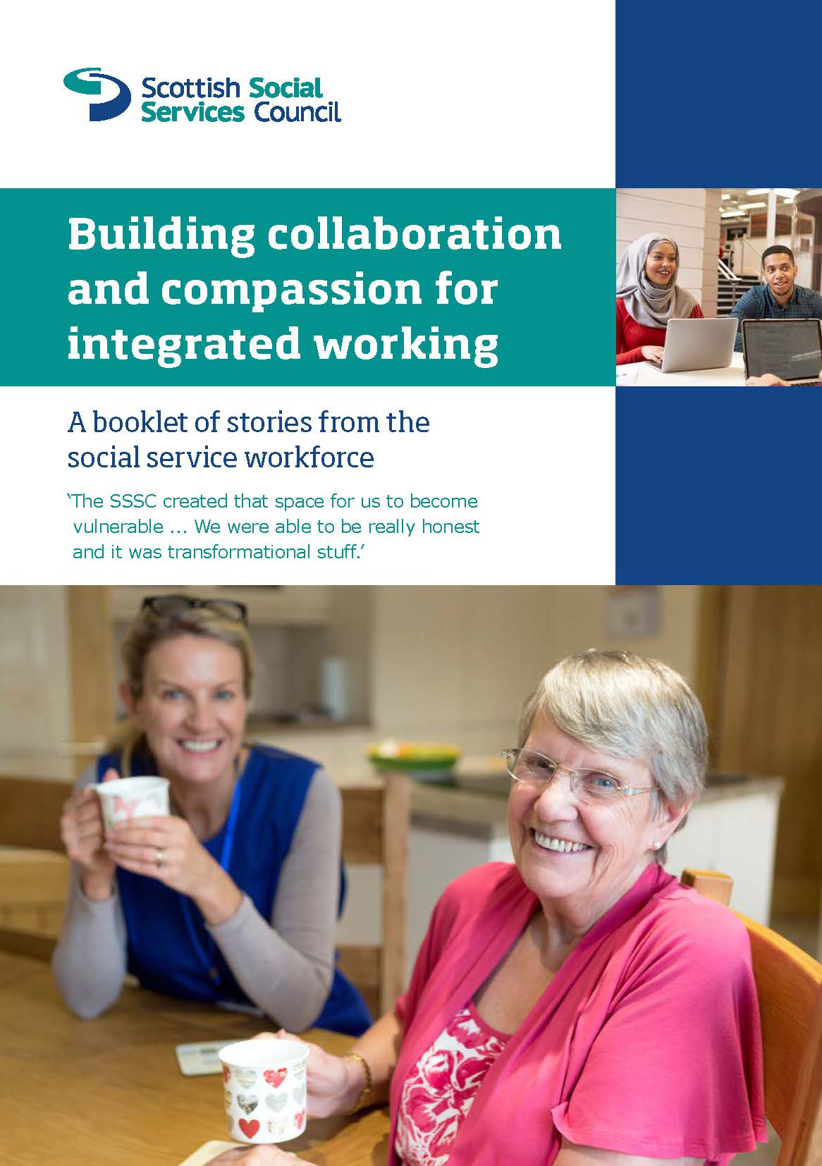 Front cover of Building collaboration and compassion for integrated working